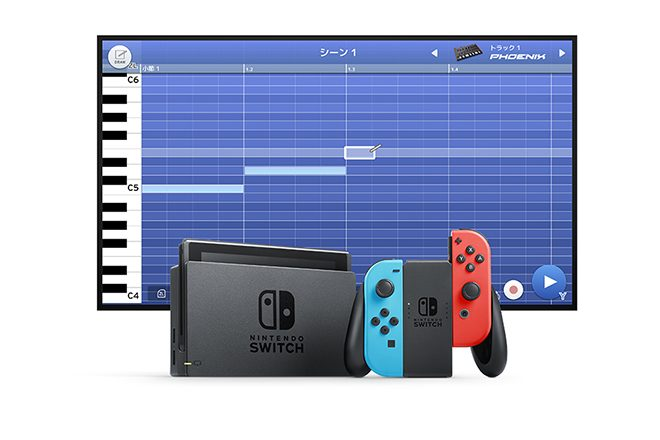 Make music on your Nintendo Switch with the new Korg game