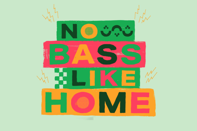 No Bass Like Home will be an online festival celebrating reggae's impact on British music