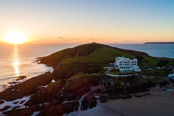 Re-watch Eats Everything's Soundscapes stream from Burgh Island