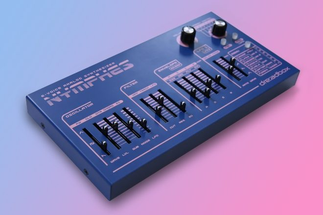 """A new polysynth is """"dedicated to all abused and oppressed women"""""""