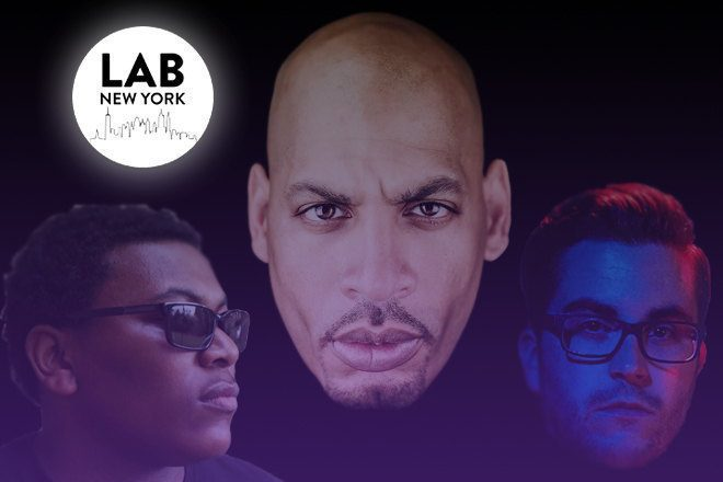 Objektivity in The Lab NYC with Dennis Ferrer, Andre Hommen and Nasser Baker