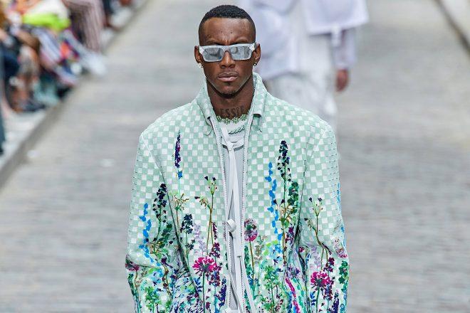 Virgil Abloh recruits Octavian, Héctor Bellerín and more for Louis Vuitton's SS 2020 menswear show