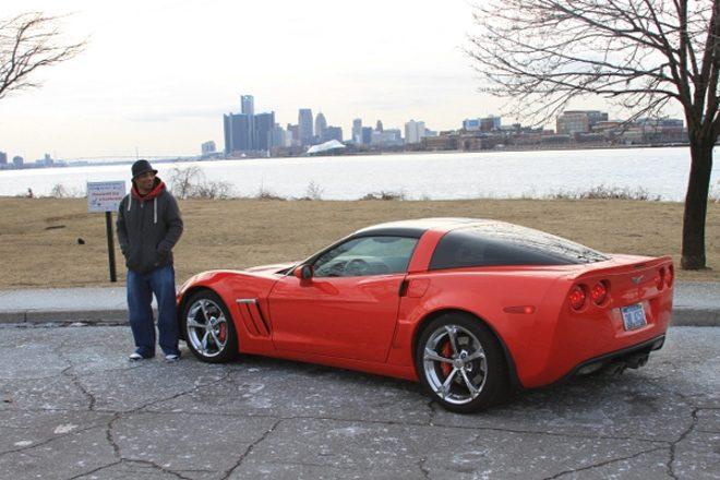 Watch Omar S get serenaded by a car salesman in surreal clip