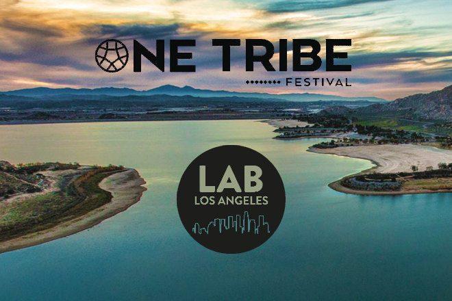 One Tribe in The Lab LA with DJ Dan, Doc Martin & Marques Wyatt