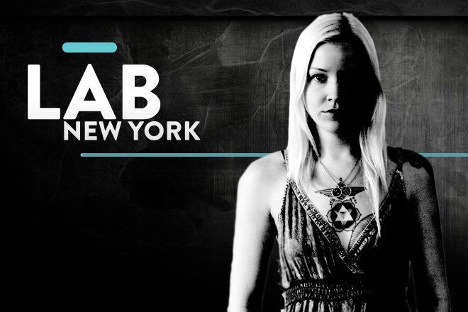 Öona Dahl in The Lab NYC