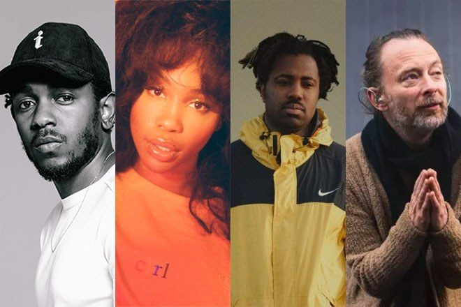 Sampha, Thom Yorke, Kendrick Lamar and SZA have been nominated for an Oscar