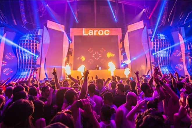 Image result for inside pictures of club exchange LAROC CLUB