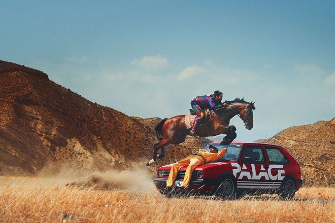 Palace dominates November with Ralph Lauren collaboration and Tokyo store launch