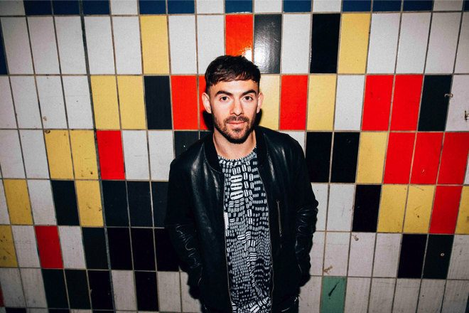 ​ Patrick Topping shares 'Topply Run' aftermovie
