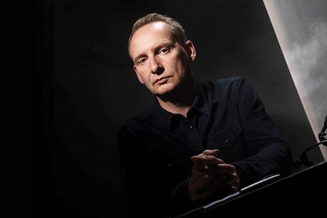 Listen to a new track from Orbital's Paul Hartnoll inspired by the heartbeats of cyclists