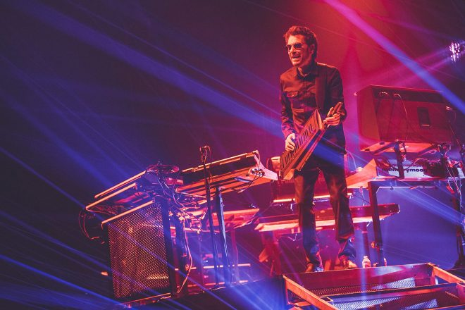 "Jean-Michel Jarre: ""When you create something unique, music can become like a painting"""