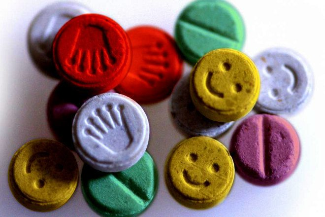 A new study says MDMA purity levels are at an all-time high