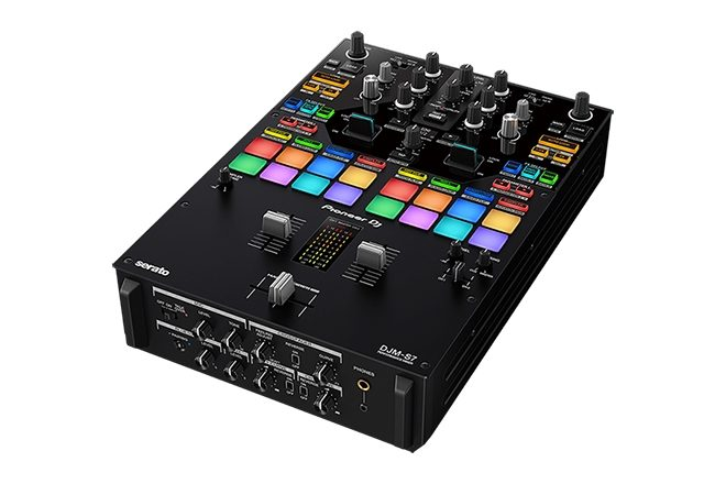 Pioneer DJ unveils new battle mixer, the DJM-S7