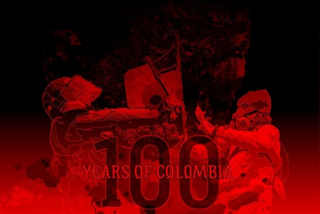 New 99 track techno compilation in support of Colombian protestors announced