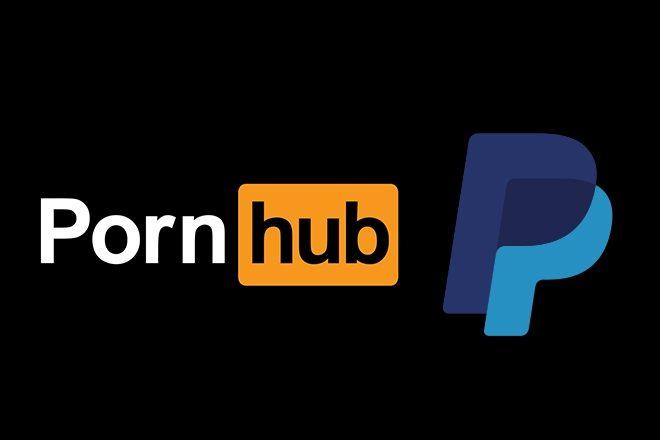 PayPal cracks down on sex work via Pornhub