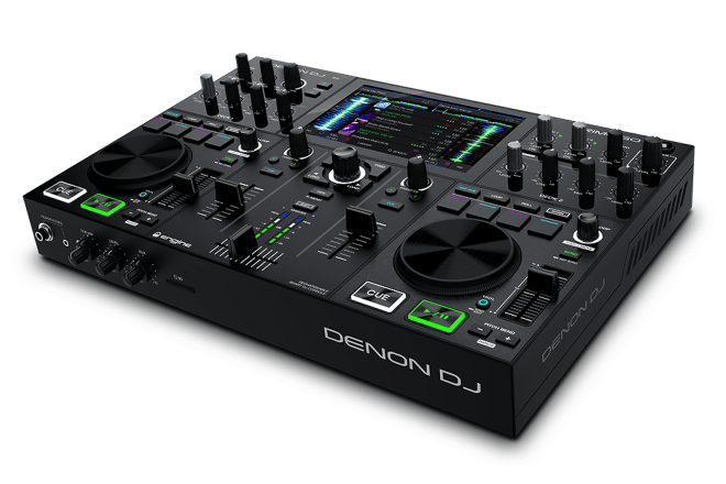 Prime Go is the innovative, battery-powered controller from Denon DJ