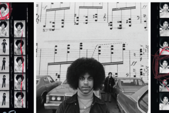 Take a look at this limited-edition Prince 'PRE FAME' retrospective book