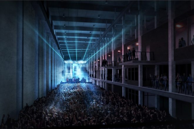 Printworks is opening a new 3,000-capacity venue