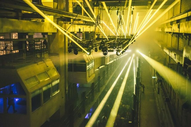 Printworks London has locked in house and techno's finest for its new season