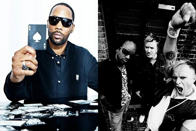 The Prodigy announce revamped 'Breathe' with Wu-Tang Clan's RZA