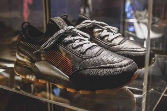 Roland x Puma releasen 808-Sneaker