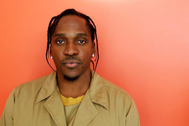 It cost $85,000 to change the artwork for the Kanye-produced Pusha T album