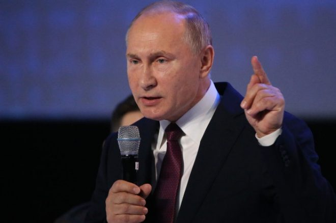 Vladimir Putin wants Kremlin to 'take charge' of rap music