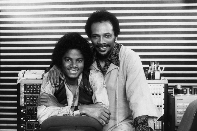 Quincy Jones to celebrate Michael Jackson in rare concert this year