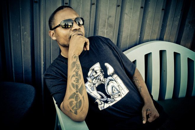 DJ Rashad's 'Afterlife' album is out now