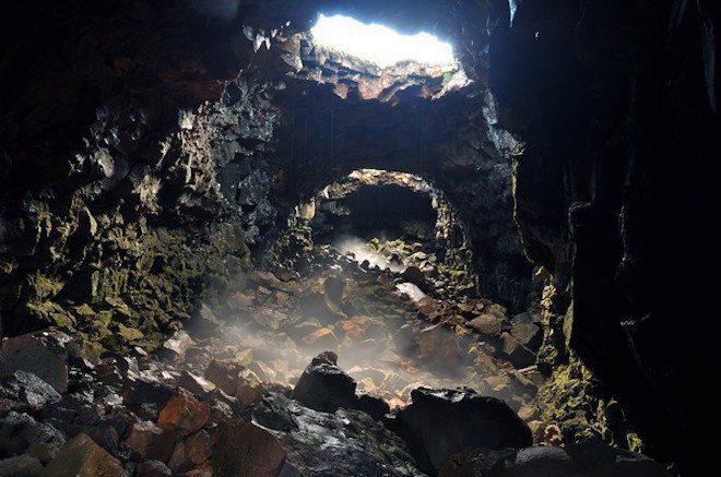Secret Solstice bietet Event im 5000 Jahre alten Lavatunnel an