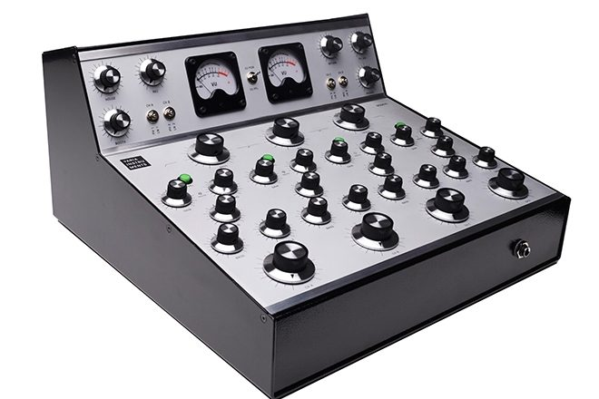 Varia Instruments reveals details of new four-channel rotary mixer