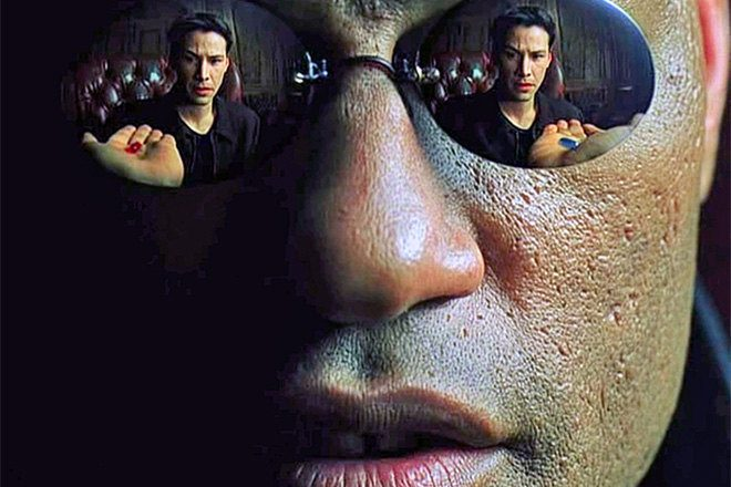 The Matrix soundtrack is getting red and blue pill vinyl reissues