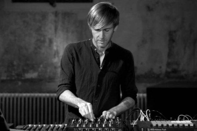 Richie Hawtin unveils custom, one-of-a-kind MODEL 1 mixer
