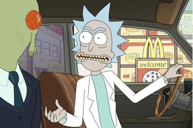 Deadmau5 has bought the Rick and Morty Szechuan sauce for $15,000