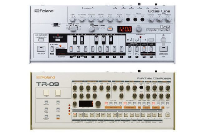 Roland confirms remakes of the TR-909 and TB-303