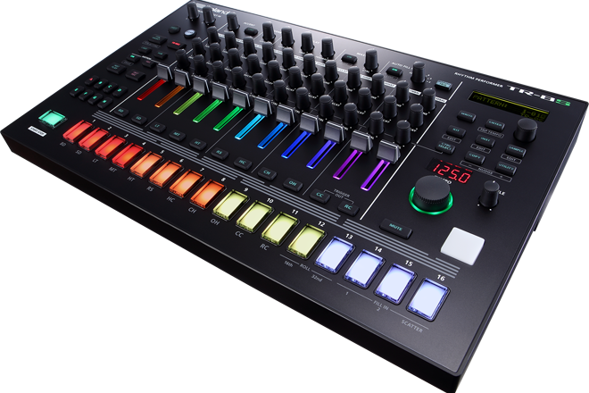 Roland unveils new TR-8S drum machine