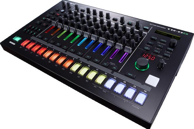 Roland unveils new TR-8S drum machine