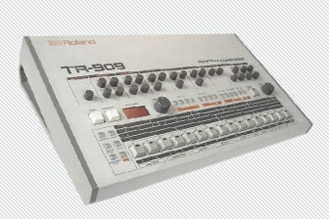 "Behringer ""resurrect"" TR-808 and 909 for new analogue drum machine"
