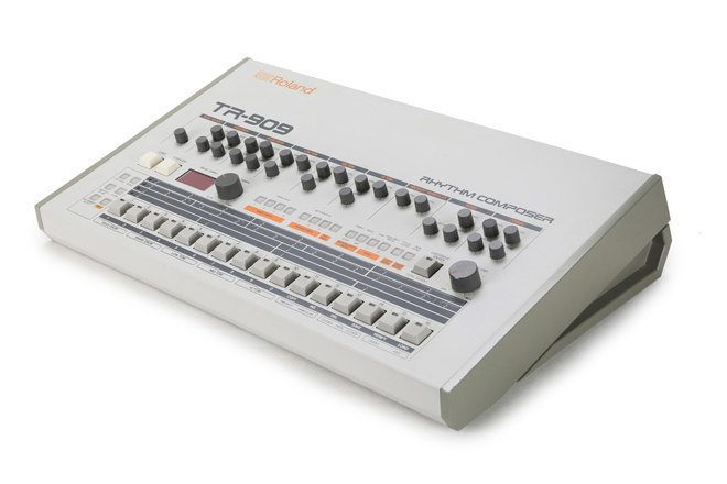 Roland teases a remake of the TR-909