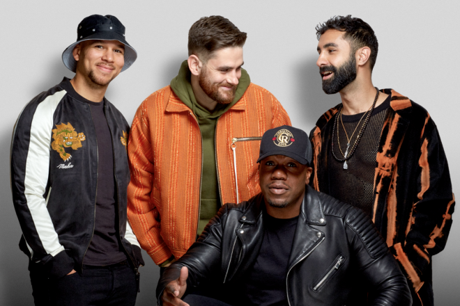Rudimental 'Toast To Our Differences' on long-awaited new album