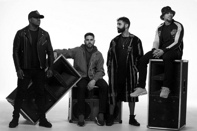 Rudimental and The Martinez Brothers have released a new collaboration