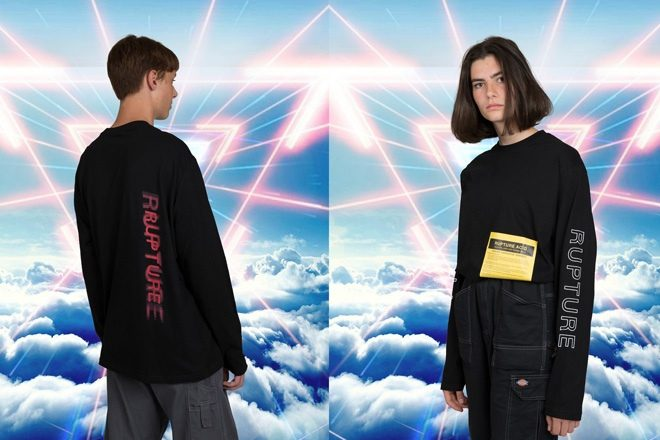 '90s rave is the inspiration for RUPTURE's latest collection