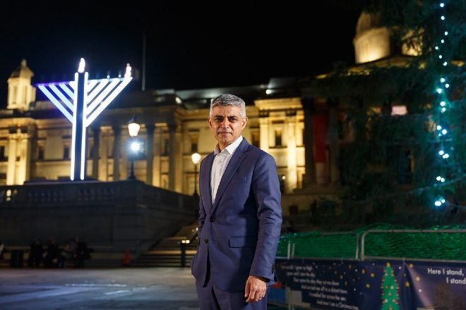 Sadiq Khan is launching a £6 million campaign for live music and hospitality