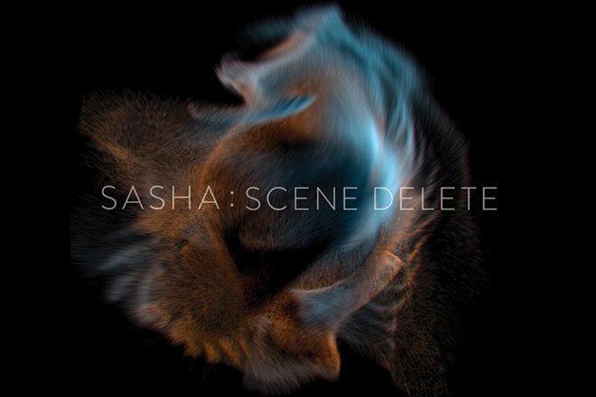 Sasha goes minimal on 'Scene Delete'