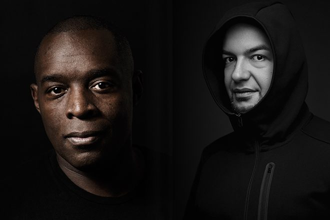 Premiere: Kevin Saunderson and KiNK take it to the 80's on new collaboration 'Idyllic'