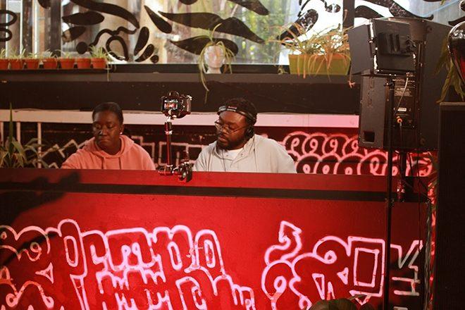 Watch Sef Kombo & Kitty Amor play a set at Grow, east London