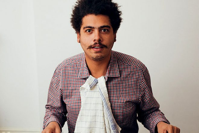 Watch Seth Troxler and friends feed the homeless
