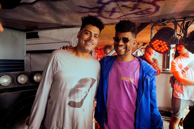 'Mixmag Presents Jamie Jones Vs. Seth Troxler' is out now