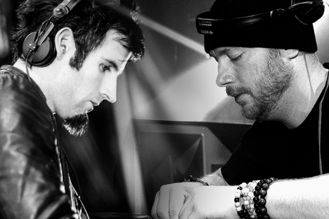 Eric Prydz teams with Pendulum's Rob Swire for 'Breathe'