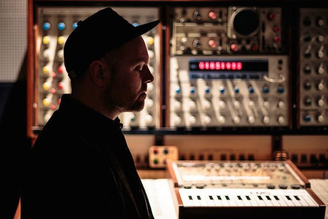 DJ Shadow is releasing a new 23-track album this year